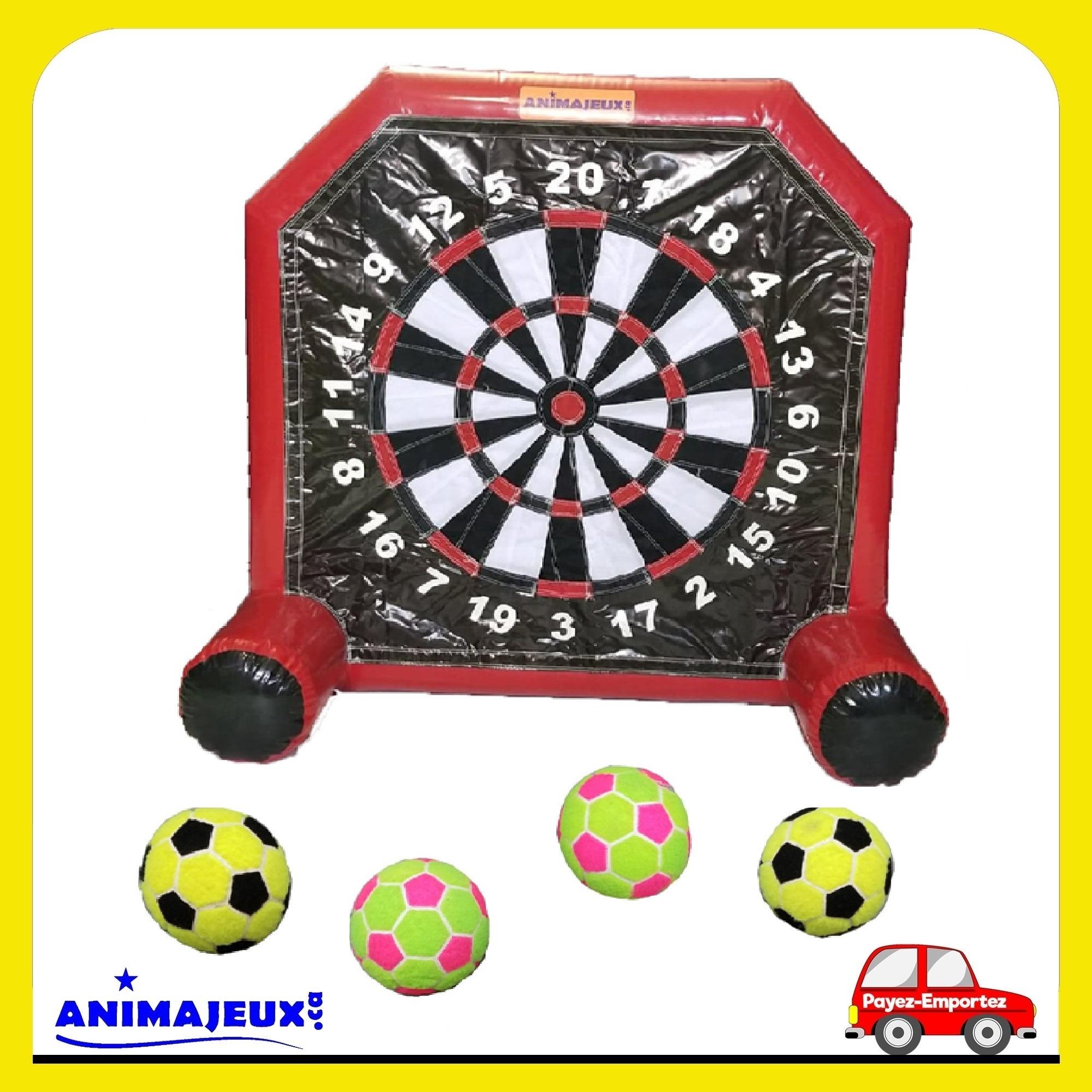 Dart Soccer mini